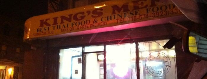 King's Men is one of Foodie 2.
