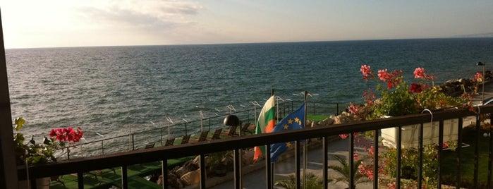Hotel & Spa Regina Maria **** is one of Bulgaria Seaside Gems.