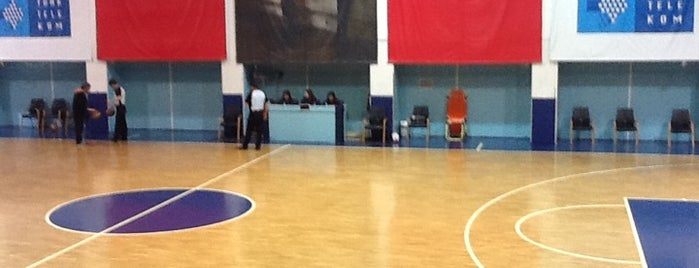 MEB Spor Salonu is one of Lieux qui ont plu à TC Cazım.