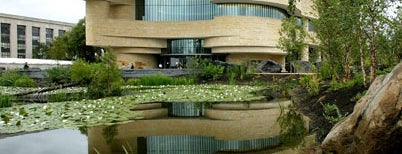 National Museum of the American Indian is one of DC.