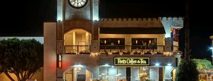 Peet's Coffee & Tea is one of LA Coffee.