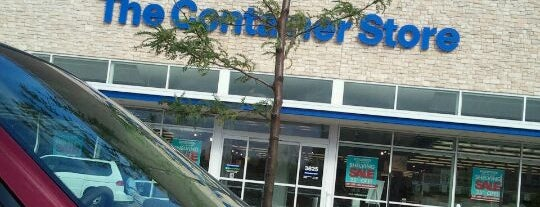 The Container Store is one of Shopping.
