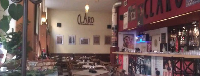 Claro Bisztró is one of Where to eat? (tried and recommended places).