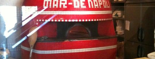 Pizzeria Mar-De Napoli is one of Near Kim and Miwa.