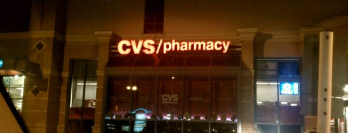 CVS pharmacy is one of ATL_Hunter 님이 좋아한 장소.
