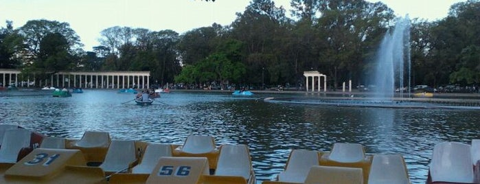 Parque de la Independencia is one of Rosario - Visitar.