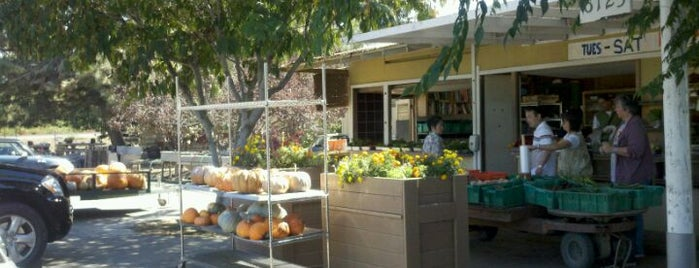 Chino's Vegetable Shop is one of SoCal Musts.
