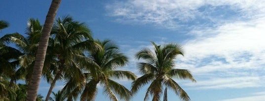 Smathers Beach is one of Tammy's Key West Faves.