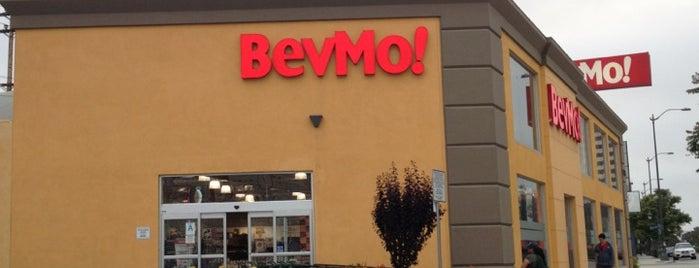 BevMo! is one of Orte, die Dan gefallen.