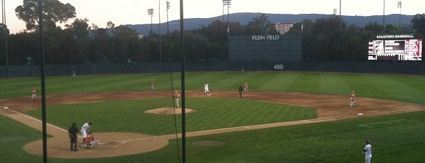 Klein Field at Sunken Diamond is one of Lugares guardados de leoaze.
