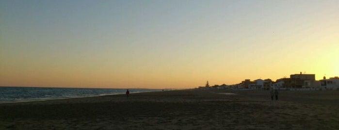 Fin de semana por La Antilla. Huelva