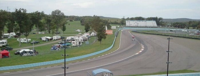 Watkins Glen International is one of Great Sport Locations Across United States.