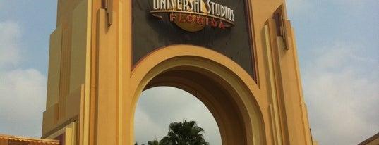 Universal Studios Backlot is one of Universal Studios.