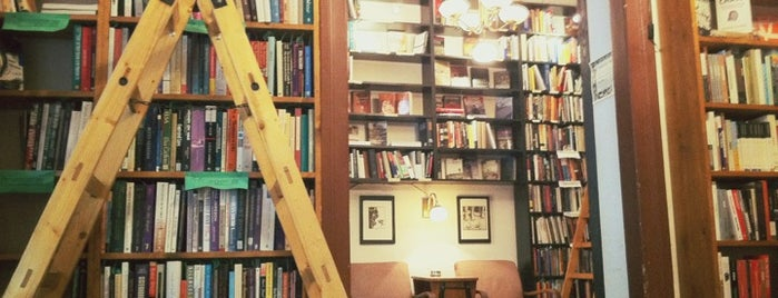 Massolit Books & Café is one of Coffee.
