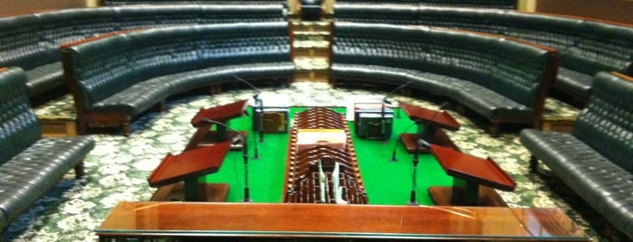 NSW Parliament House is one of Oldest buildings in Sydney.