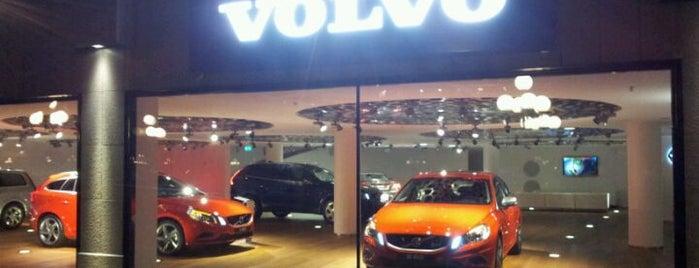 Volvo Studio is one of Matthijs : понравившиеся места.