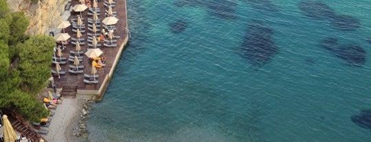 Sirene Blue Resort is one of Lugares favoritos de Vangelis.