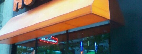 Hooters is one of Adventures in Dining: USA!.