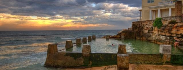 Coogee Beach is one of places to go to.
