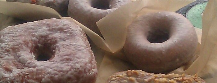 Doughnut Plant is one of Flavor and charm.