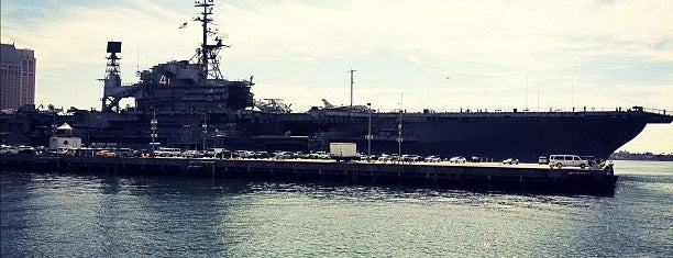 USS Midway Museum is one of California Favorites.