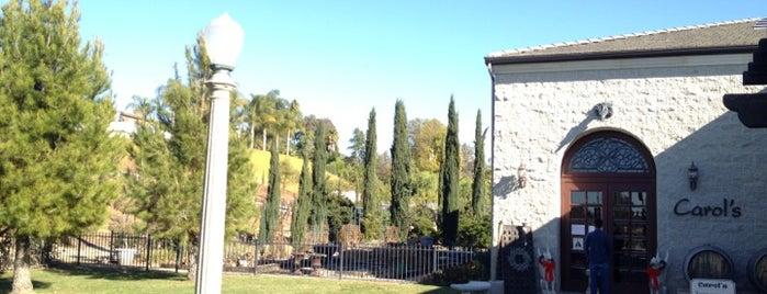 Carol's Restaurant at Baily Winery is one of Tempat yang Disimpan Mo.