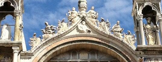 Basilica di San Marco is one of Venezia Essentials.