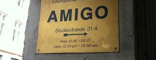 AMIGO | Gay sauna is one of CPH.