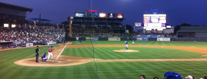 Dell Diamond is one of All Things Sporting Venues....