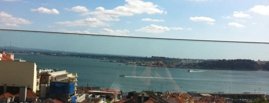 Terraço BA is one of Lisbon where to eat & have fun.
