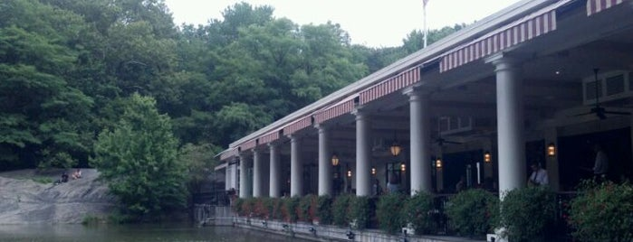 The Loeb Boathouse is one of Top Date Spots.