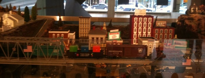 SEPTA Transit Museum is one of Philadelphia Freedom.