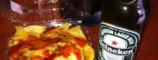 Cervecería Shannons is one of Orte, die Rafa gefallen.