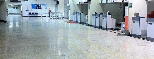Aeroporto Internacional de Boa Vista / Atlas Brasil Cantanhede (BVB) is one of Aeroportos do Brasil.