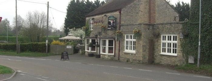 The George Inn is one of Orte, die Carl gefallen.