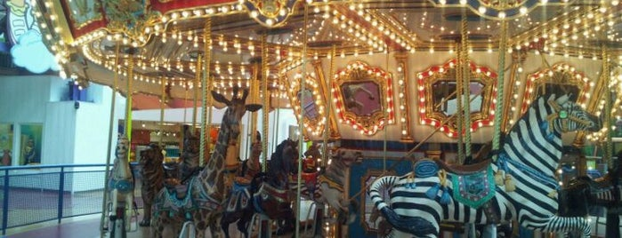 Carousel is one of Twin Cities Kid Friendly.