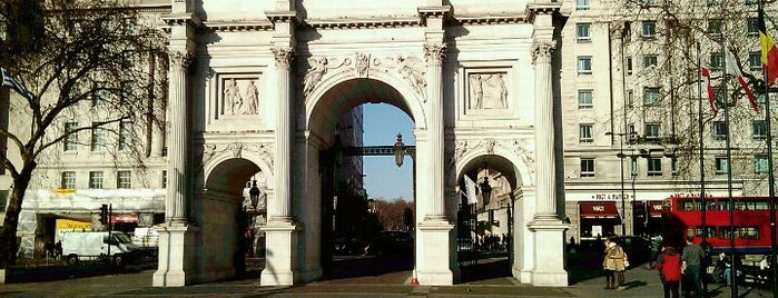 Marble Arch is one of UK & Ireland.