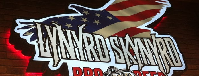 Lynyrd Skynyrd BBQ & Beer is one of First List to Complete.