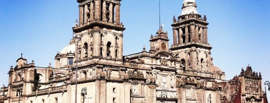 Catedral Metropolitana de la Asunción de María is one of 101 Mexico City musts!.