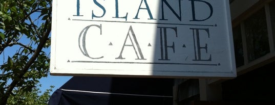 Fog Island Cafe is one of tried.