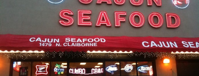 Cajun Seafood is one of NOLA to do.
