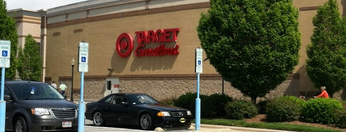 Target is one of Lieux qui ont plu à SooFab.