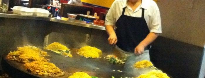 Jung's Mongolian Grill is one of Locais curtidos por John.