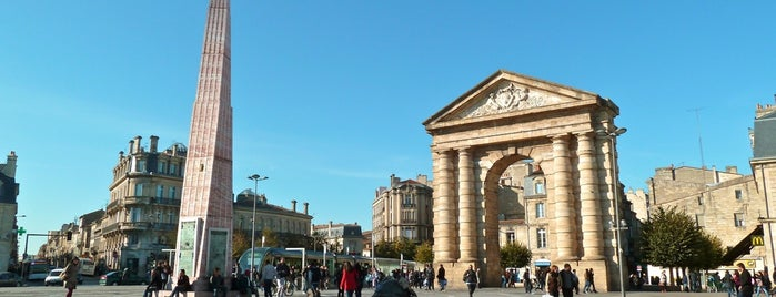Place de la Victoire is one of Bordeaux.