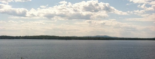 Sebago Lake is one of Locais salvos de Kapil.