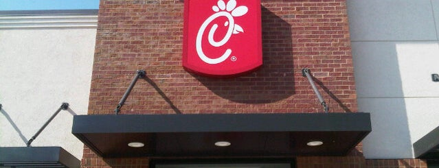Chick-fil-A is one of Posti che sono piaciuti a Paul.