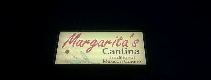 Margarita's Mexican Grill is one of Something to taco 'bout..