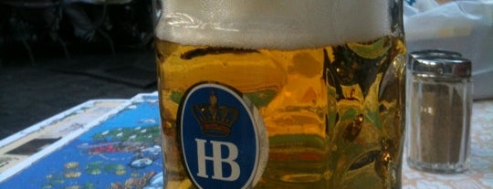 Hofbräuhaus is one of Take Me.