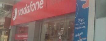 Vodafone is one of Tempat yang Disukai Spiridoula.
