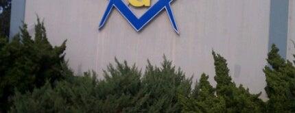 Scottish Rite Masonic Center is one of สถานที่ที่ Nicole ถูกใจ.